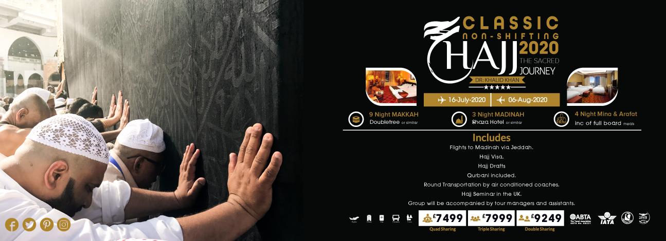 Hajj Umrah Packages