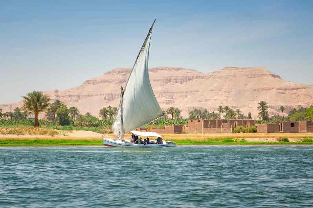 Historical Egypt, Nile Cruise Al-Aqsa 2019