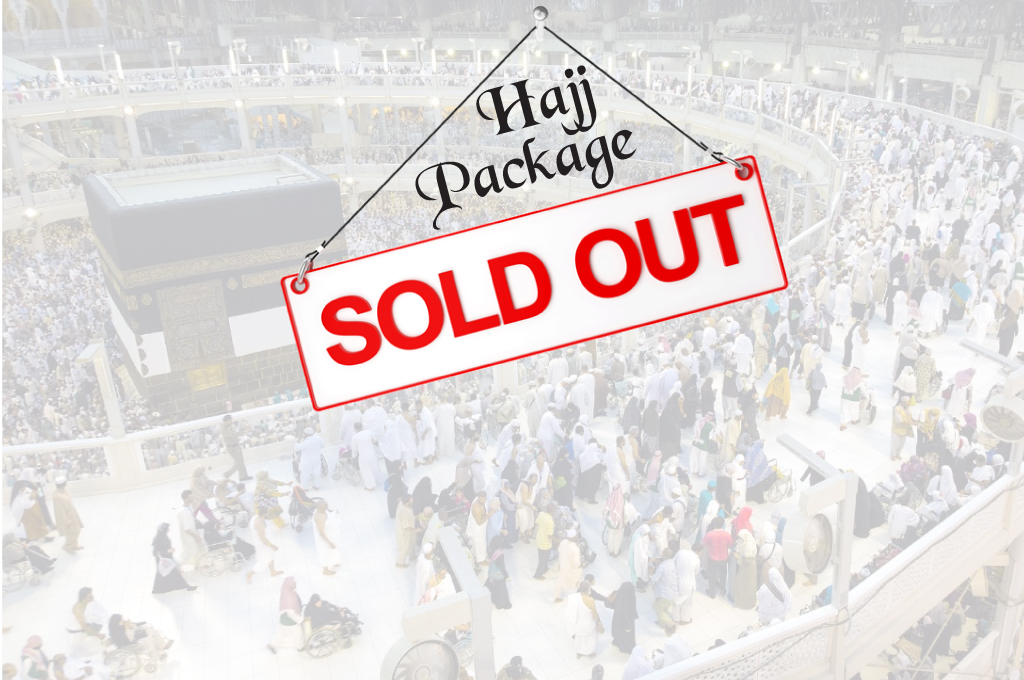 Standard Hajj Package 2019