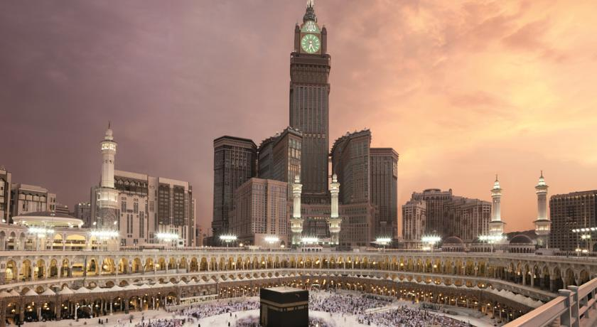 FAIRMONT (MAKKAH CLOCK TOWER)