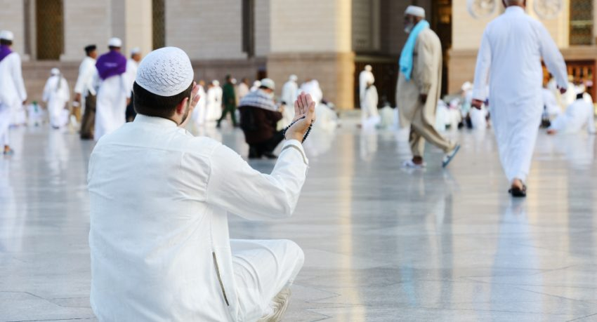 3 Holy Mosque Tours