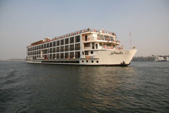 Historical Egypt, Nile Cruise & Al-Aqsa Tour