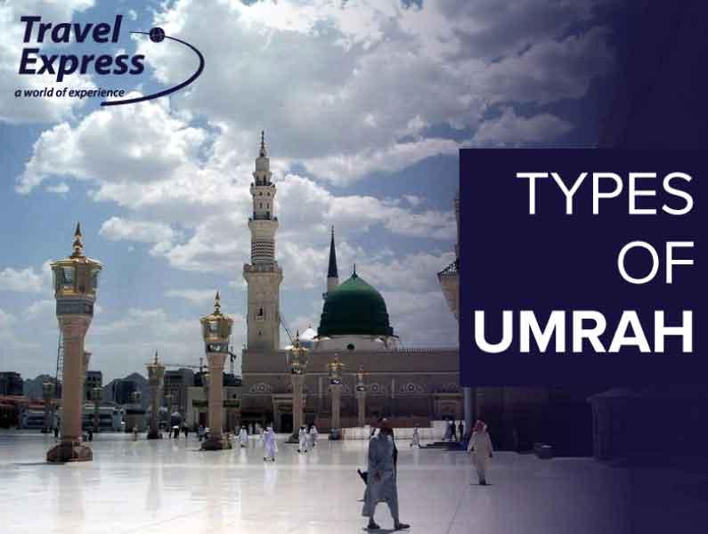 2 types of Umrah