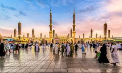 Ramadan Umrah First Ashra