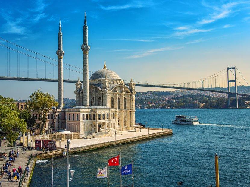 Istanbul Turkey Islamic Tour